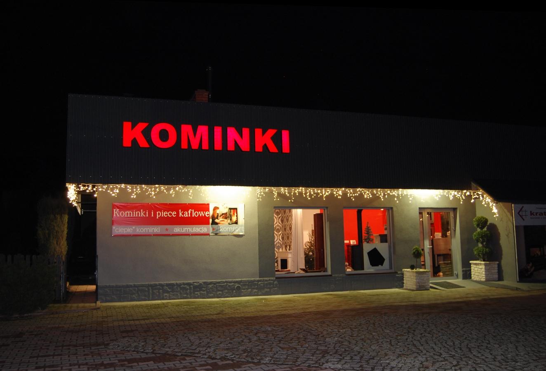 salon kominkowy Kraków Michałowice